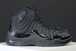 Nike Air Bakin Blackout Thumb