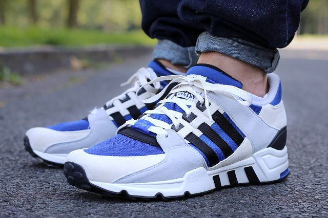 Adidas Eqt Support 93 Og Collegiate Royal