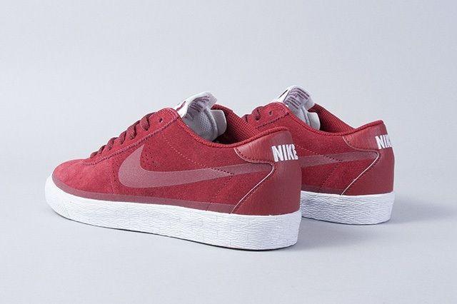 Nike Sb Bruin Team Red 1