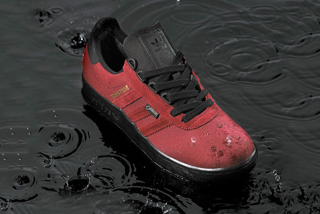 Adidas Trimm Trabb Red Top