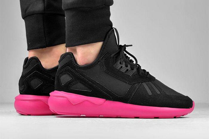 Adidas Tubular Runner Pink Sole