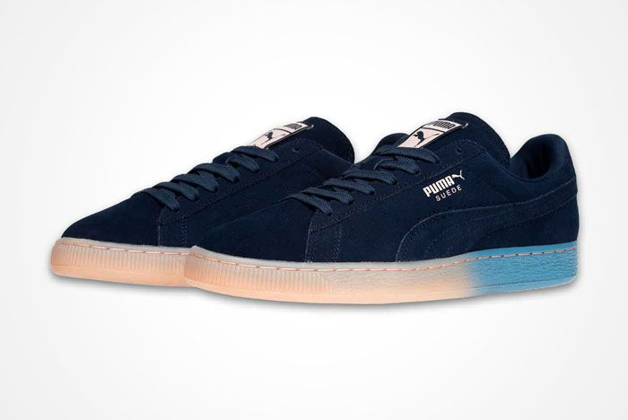 Puma X Pink Dolphin Suede Pack 2