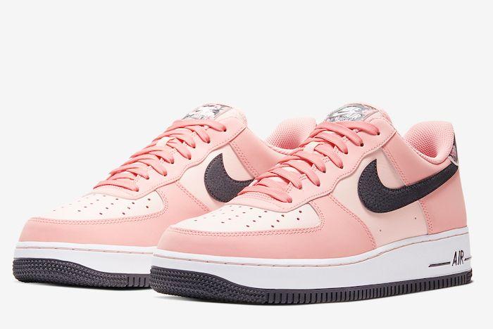 Nike Air Force 1 Low Pink Quartz 1
