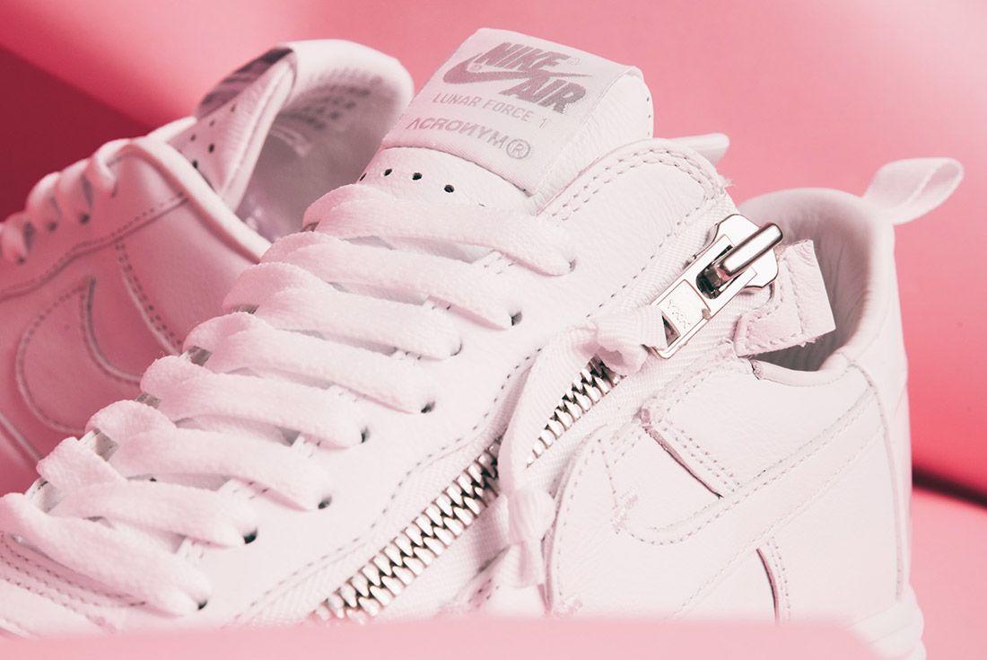 Nike Air Force 1 Af100 Collection Closer Look Sneaker Freaker 44