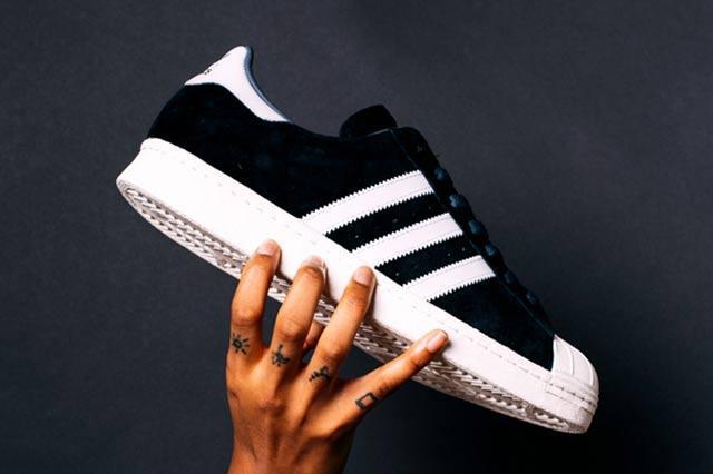 Adidas Superstar Suede 2