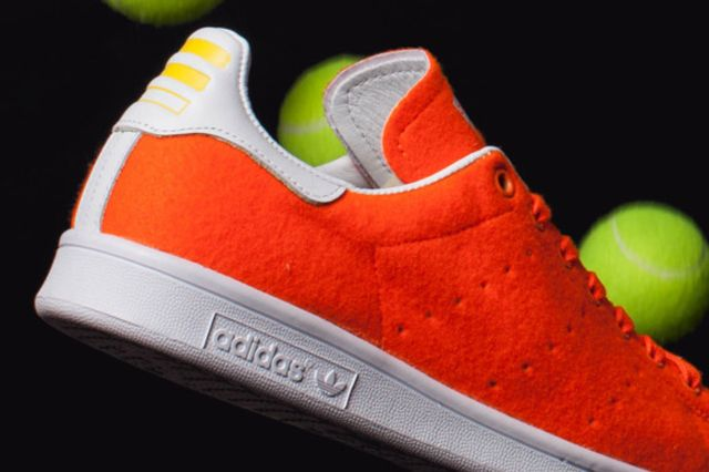Pharrell Williams Adidas Originals Stan Smith Tennis 08 570X450