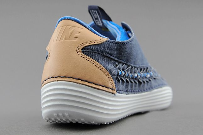 Nike Solarsoft Moccasin Qs Nautical Flag 5