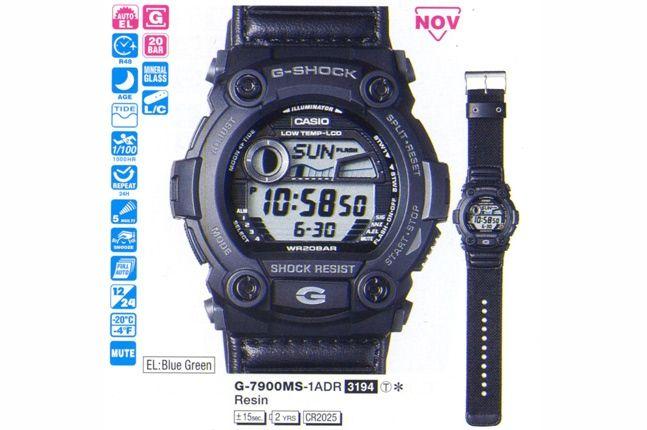 G Shock G 7900Ms 2 Sf 1