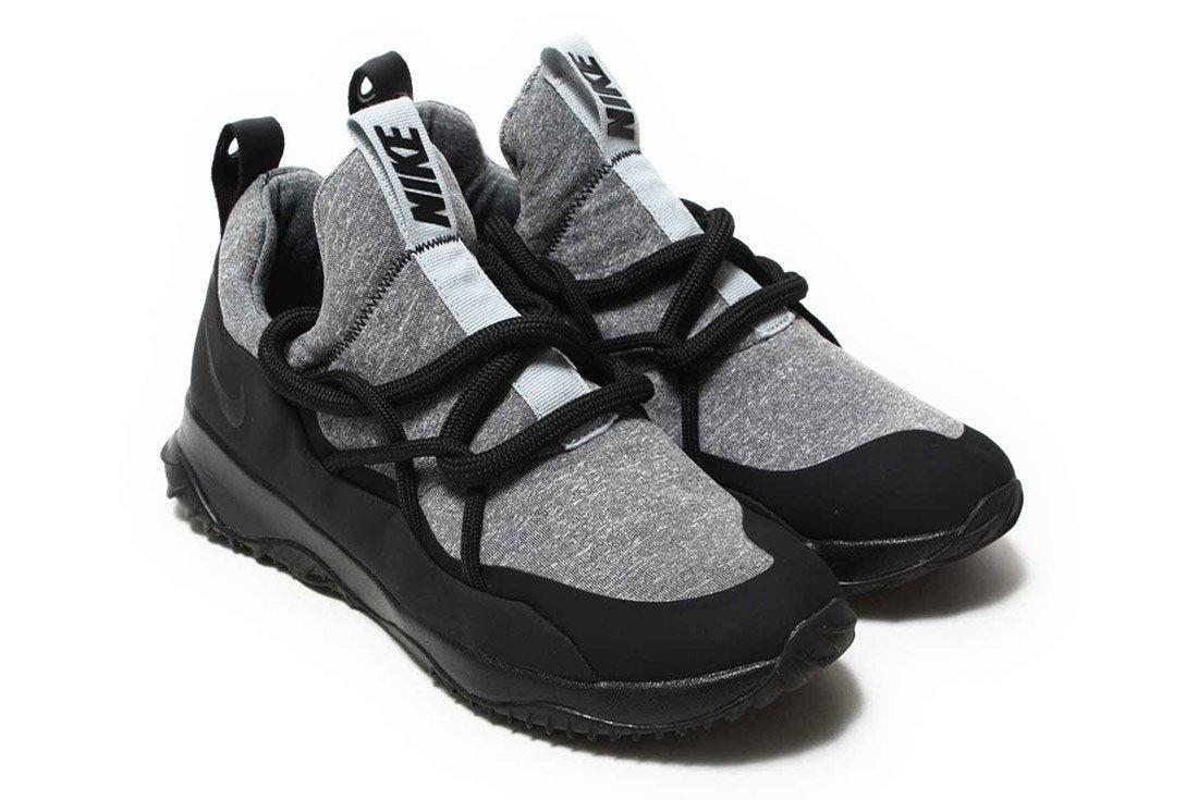 Nike City Loop Black Grey 6