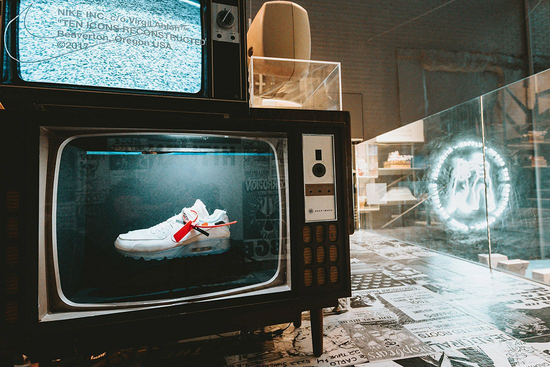 Virgil Abloh Nike Sydney 2017 7