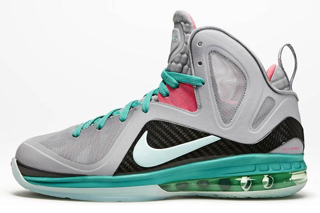 Nike Lebron 9 Ps Elite South Beach Official 01 1