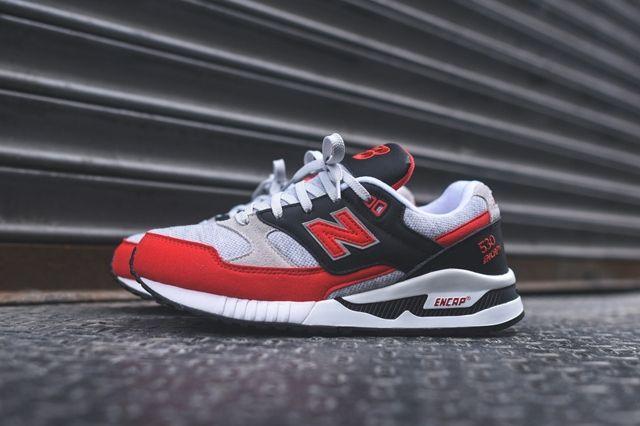 New Balance 530 Race Red 1