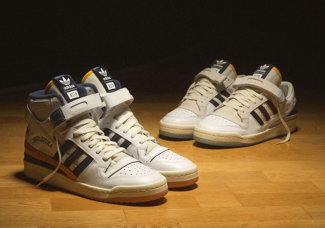 BSTN x adidas Forum 'Ćevape and Fries'