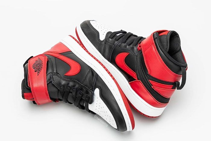 Air Jordan 1 Fly Ease Gym Red Cq3835 001 Release Date 9
