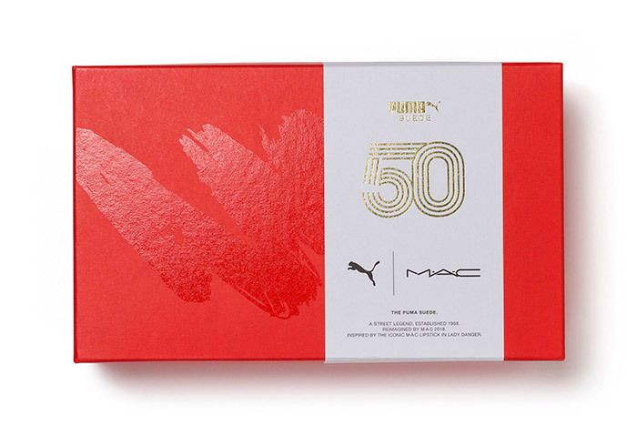 Mac X Puma Suede 50 12