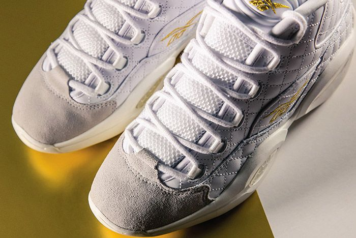 Reebok Question Mid White Party 7