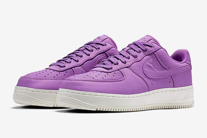 Nike Lab Reveals New Air Force 1 Colourways For 201714
