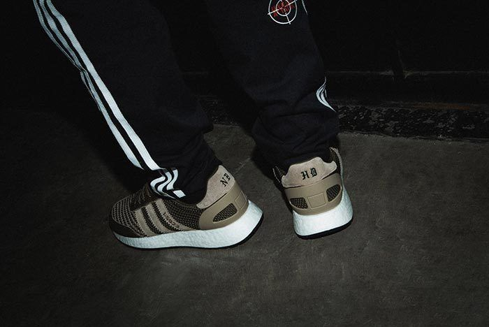 An On Foot Look At Neighborhoods Latest Adidas Colab 4
