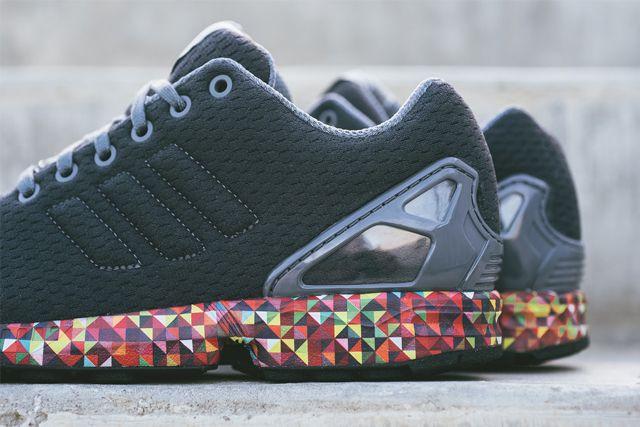 Adidas Zx Flux Onix 3