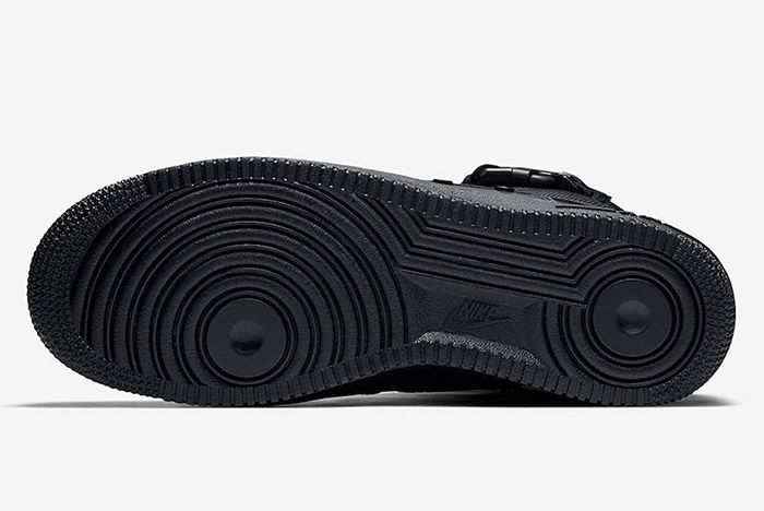 Nike Sf Air Force 1 Black Friday Triple 1
