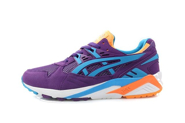 Asics Gel Kayano Trainer Purple Atomic Blue 5