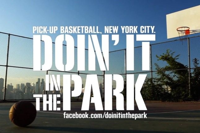 Doin It In The Park Poster 1
