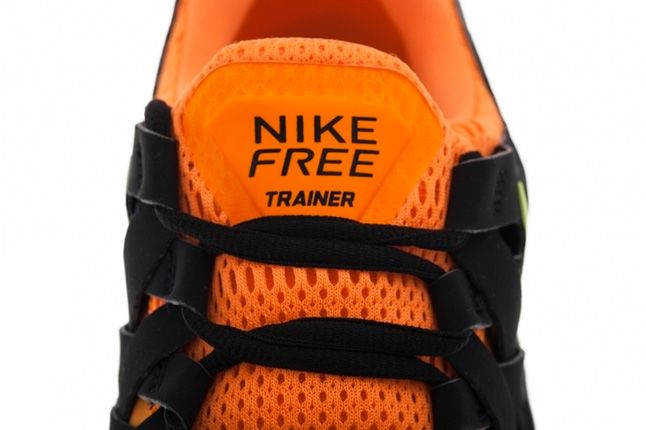 Nike Free Trainer 5 Bright Citrus Volt Black 1