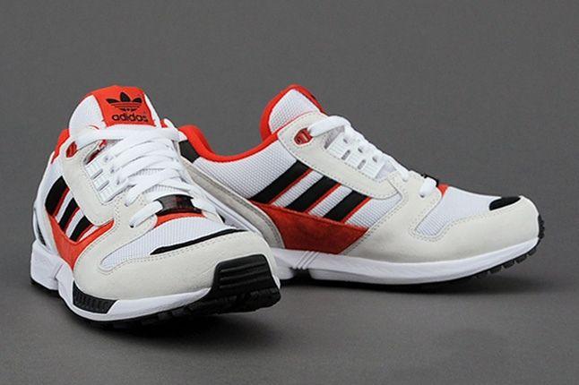 Adidas Zx8000 Wht Blk Red Hero 1