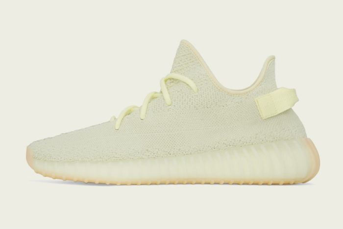 Adidas Yeezy Boost 350 V2 Butter 1