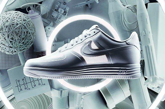 Nike Lunar Force 1 Sneaker 2