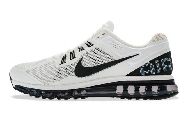 Nike Air Max 2013 Summit White Profile 1