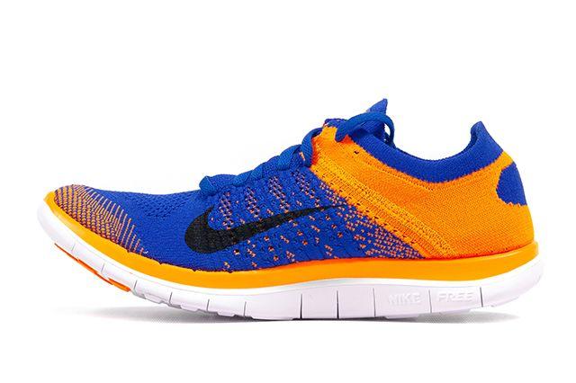Nike Free Flyknit Orangina 3