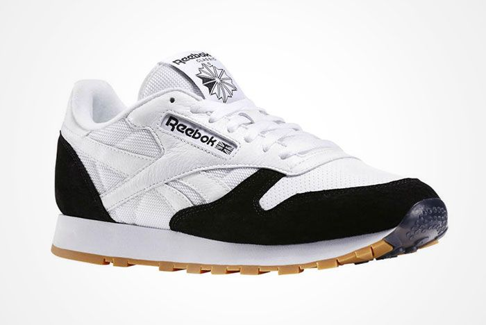 Kendrick Lamar X Reebok Classic Leather Perfect Split Pack Feature