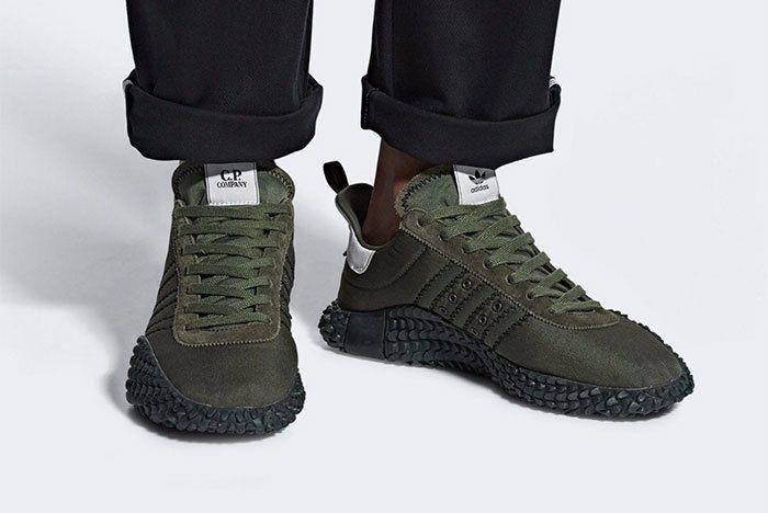 Cp Company X Adidas Sneaker Freaker2