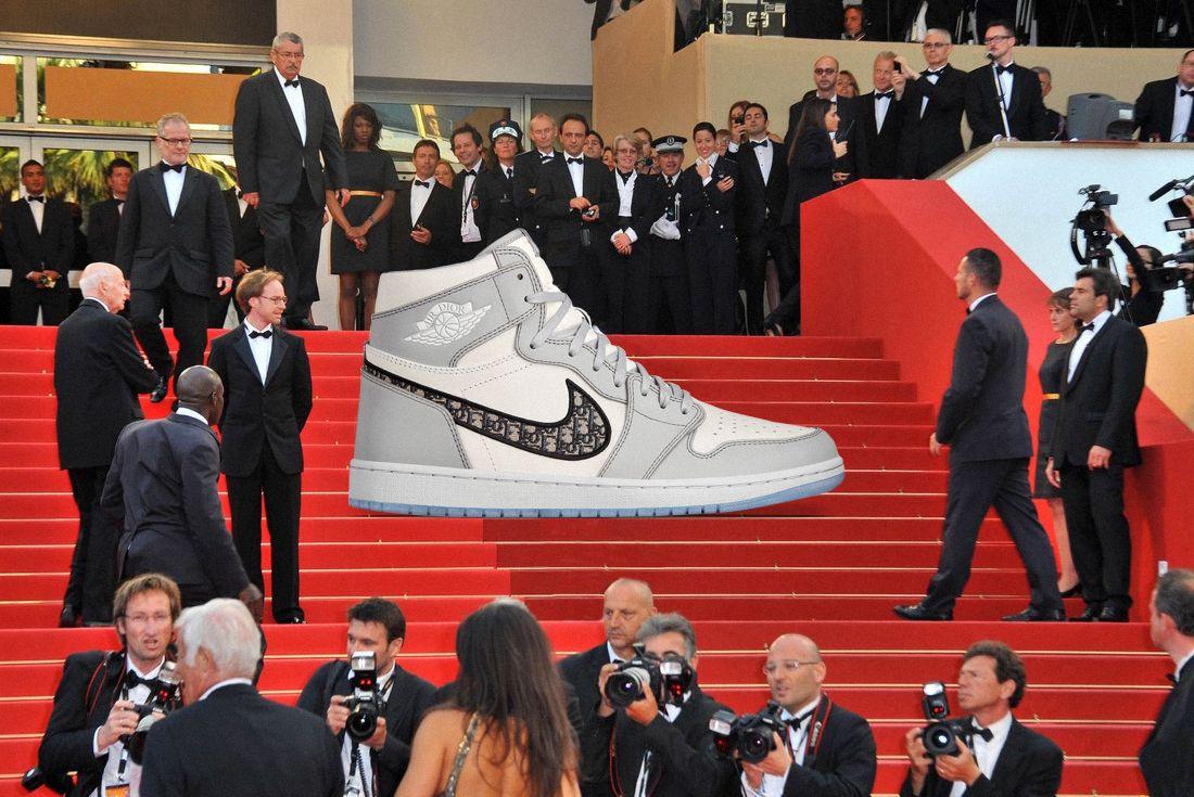 Dior Air Jordan 1 MET