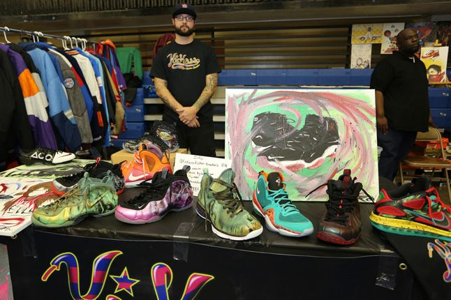 Sneaker Con Charlotte Customs 1