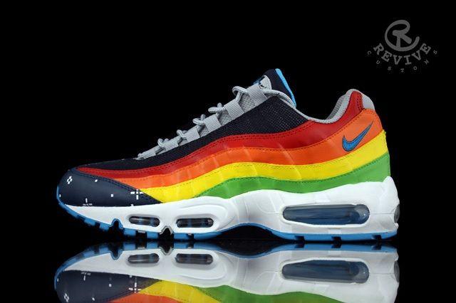Revive Customs Nike Air Max 95 Nyan 95 4