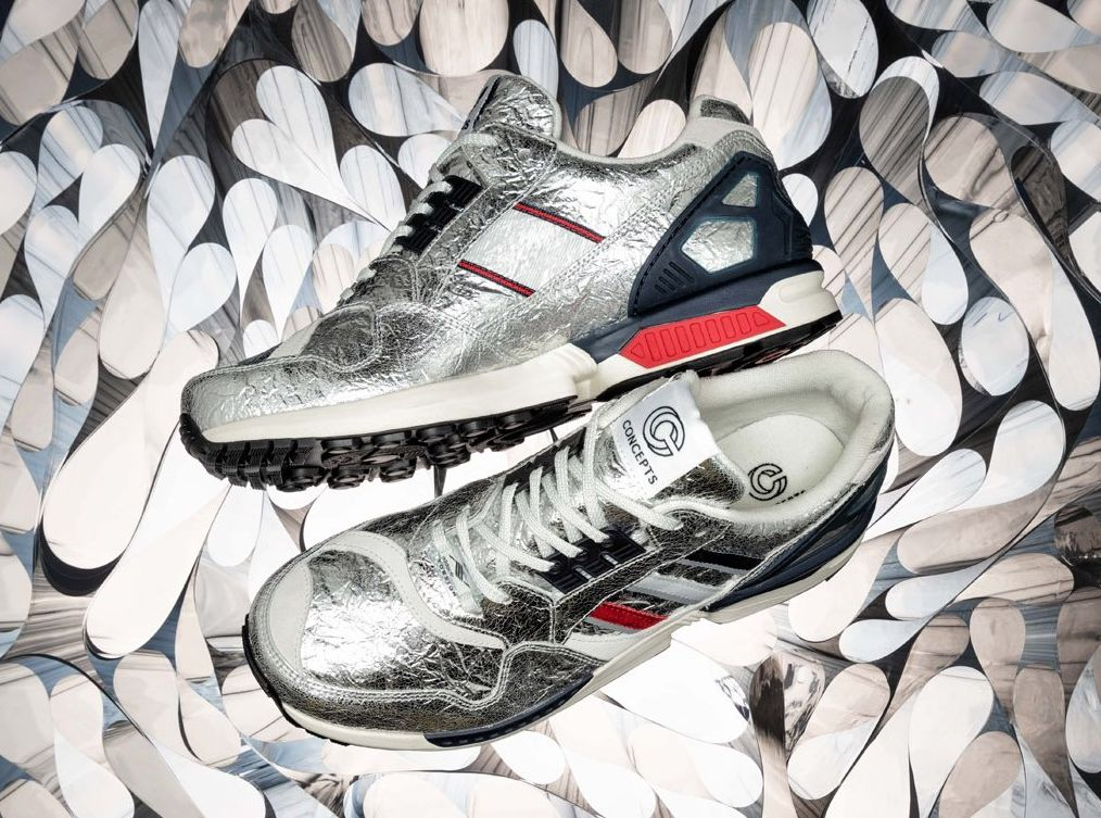 Concepts x adidas ZX 9000