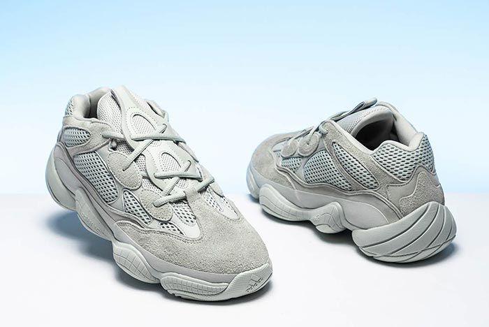 Get A Closer Look At The Adidas Yeezy 500 Salt 1