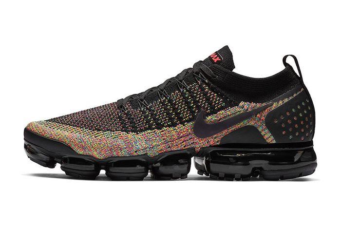 Nike Air Vapormax 2 0 Multicolour Black 1