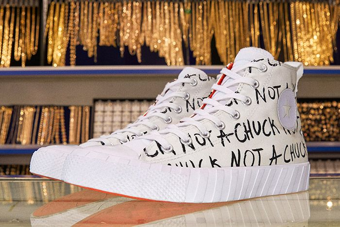 Converse Chuck 70 Untitled Pack White