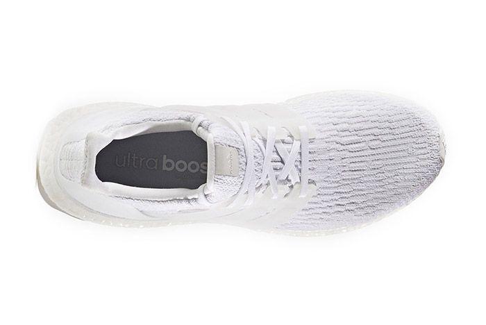 Adidas Ultra Boost Primeknit Translucent Cage White 2