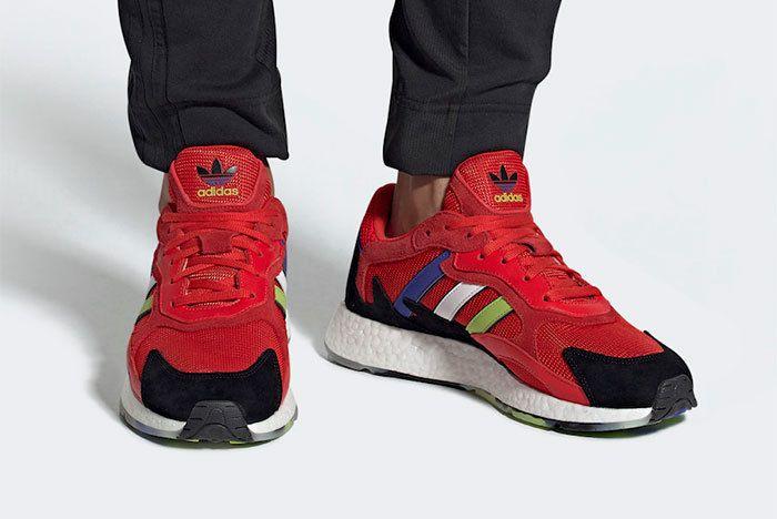 Adidas Tresc Run Active Red Ee5687 Release Date 1