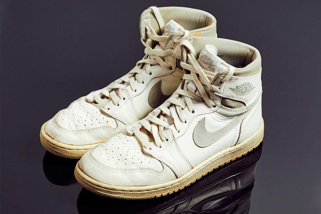 Nike Air Jordan 1 White