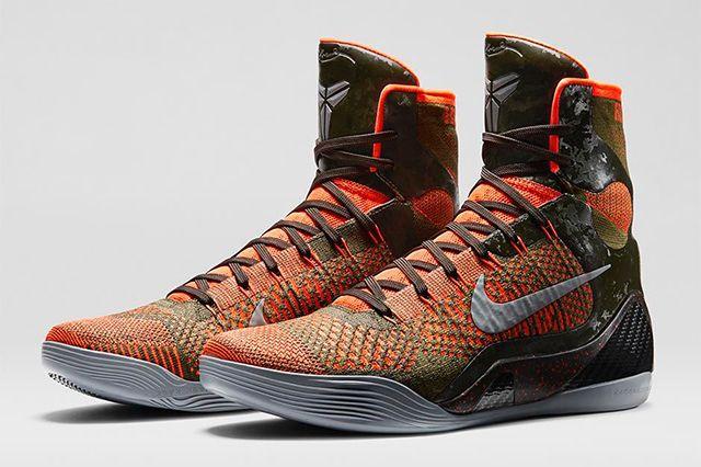 Nike Kobe 9 Elite Sequoia Nikestore 1