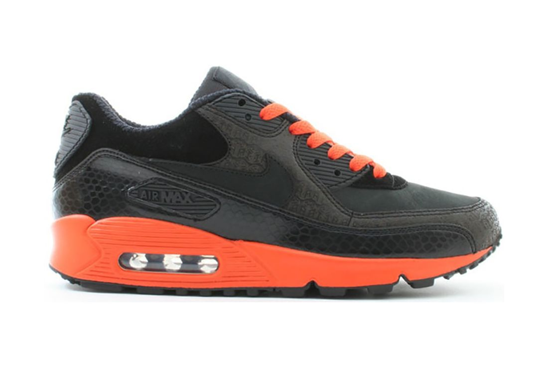 Nike Air Max 90 Powerwall 314206 002 Lateral