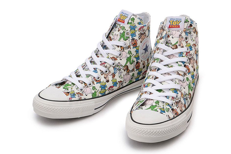 Toy Story Converse Collection Coming Soon 3
