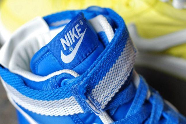 Nike Vandal Supreme Blue Tongue Detail 1