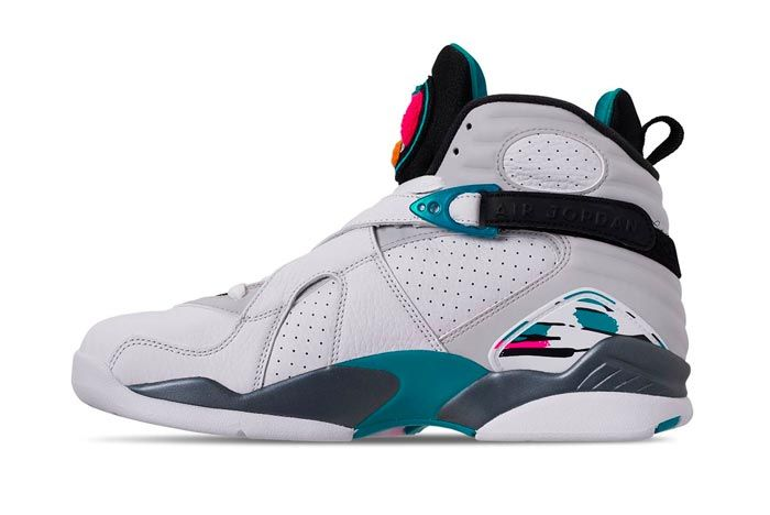 The Air Jordan 8 Heads To South Beach