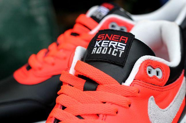 Sneakers Addict Nike Air Max 1 3Rd Anniversary Tongue 1